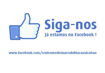 O CMRA está no Facebook