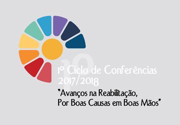 1º Ciclo de Conferências 2017/2018